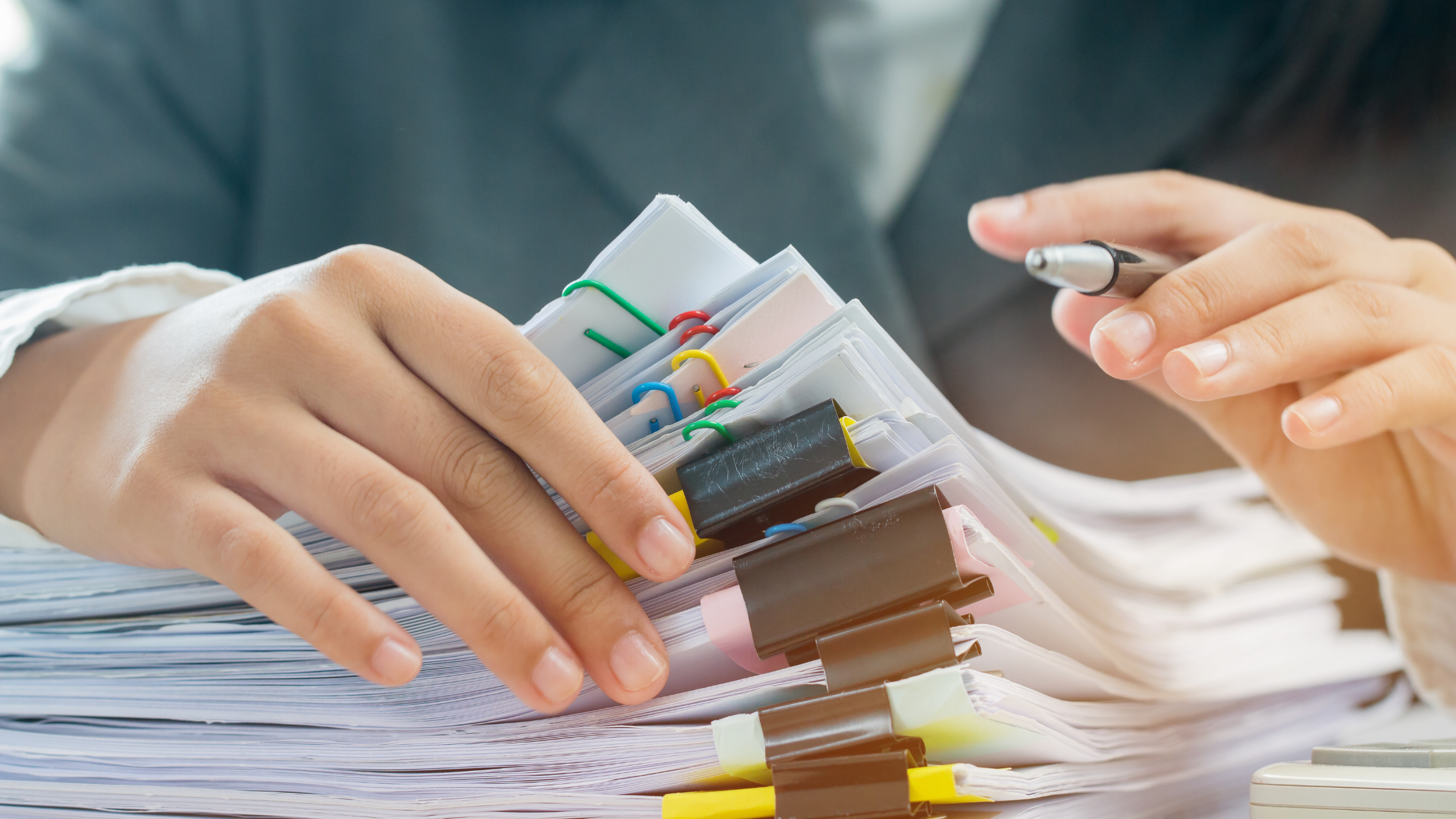 15 Red Flags for an Audit
