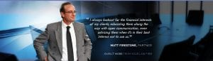 Matt Firestone | Association Attorney Orlando FL